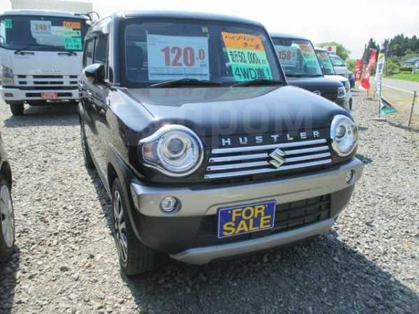 Suzuki Hustler, 2016 год, 643 850 руб.