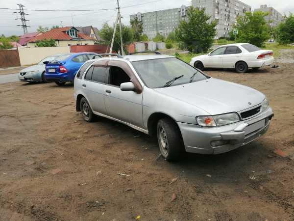 Nissan Lucino, 1998 год, 80 000 руб.