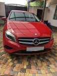 Mercedes-Benz A-Class, 2014 год, 880 000 руб.