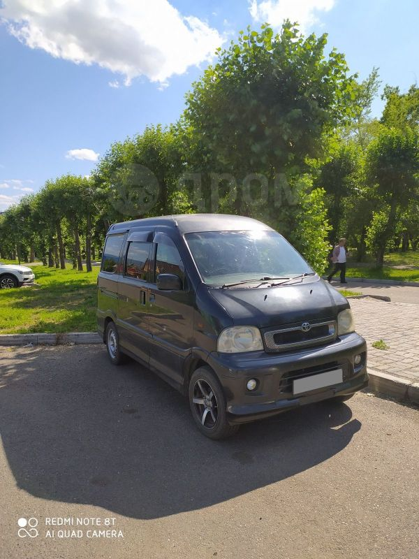 Toyota Sparky, 2001 год, 275 000 руб.