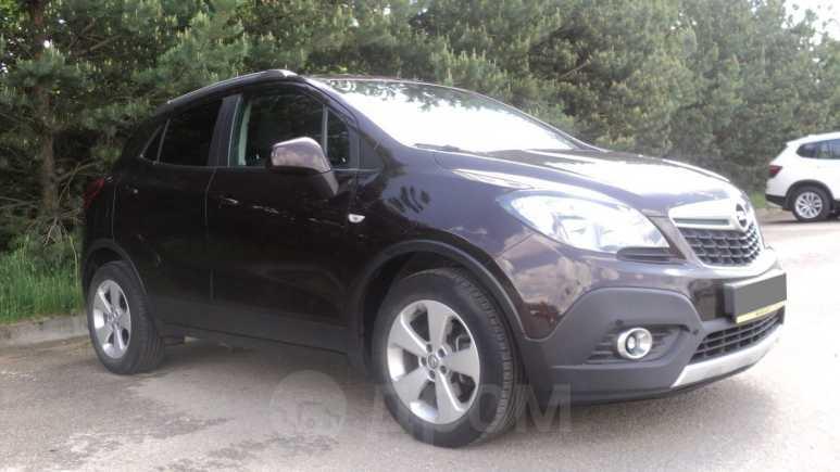Opel Mokka, 2015 год, 760 000 руб.