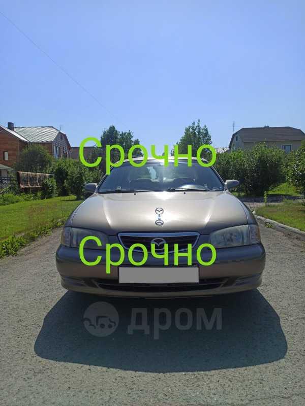 Mazda 626, 2001 год, 158 000 руб.
