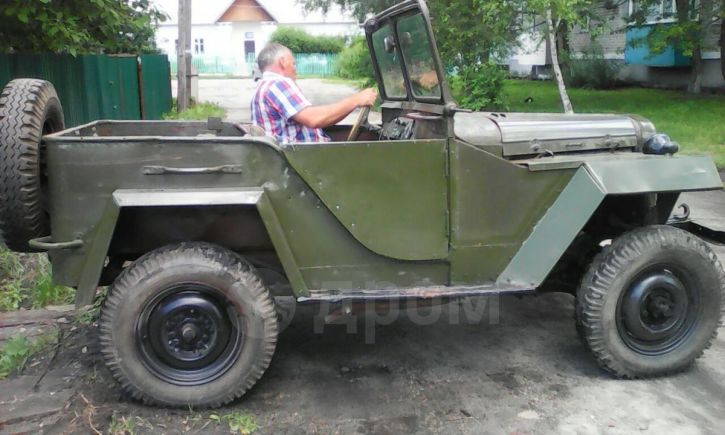 ГАЗ 67, 1947 год, 160 000 руб.