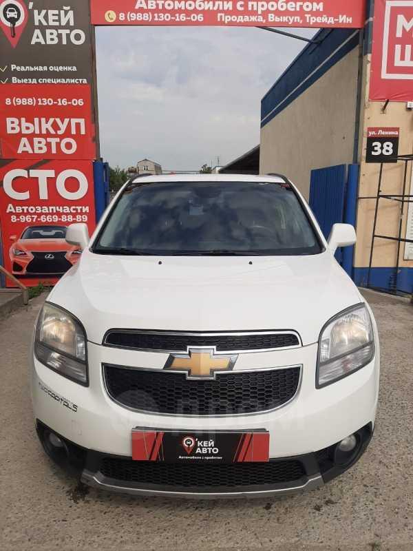 Chevrolet Orlando, 2012 год, 647 000 руб.