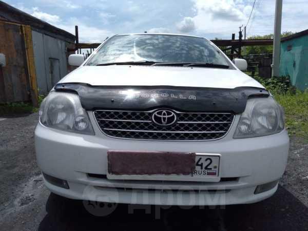 Toyota Corolla, 2003 год, 349 000 руб.