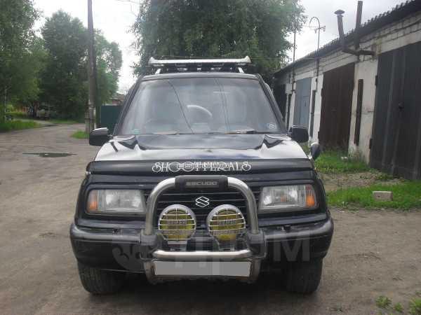 Suzuki Escudo, 1991 год, 200 000 руб.