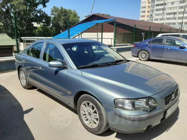 Volvo S60, 2003 год, 333 000 руб.