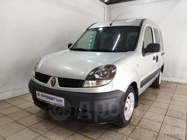 Renault Kangoo, 2007 год, 300 000 руб.