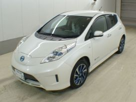 Новосибирск Nissan Leaf 2014