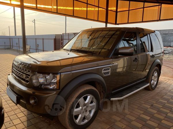 Land Rover Discovery, 2010 год, 1 159 000 руб.