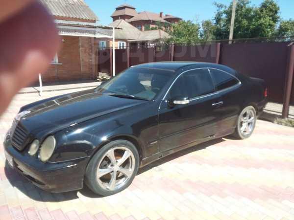 Mercedes-Benz CLK-Class, 2000 год, 180 000 руб.