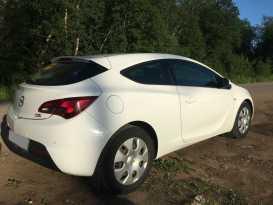 Озёрный Astra GTC 2012
