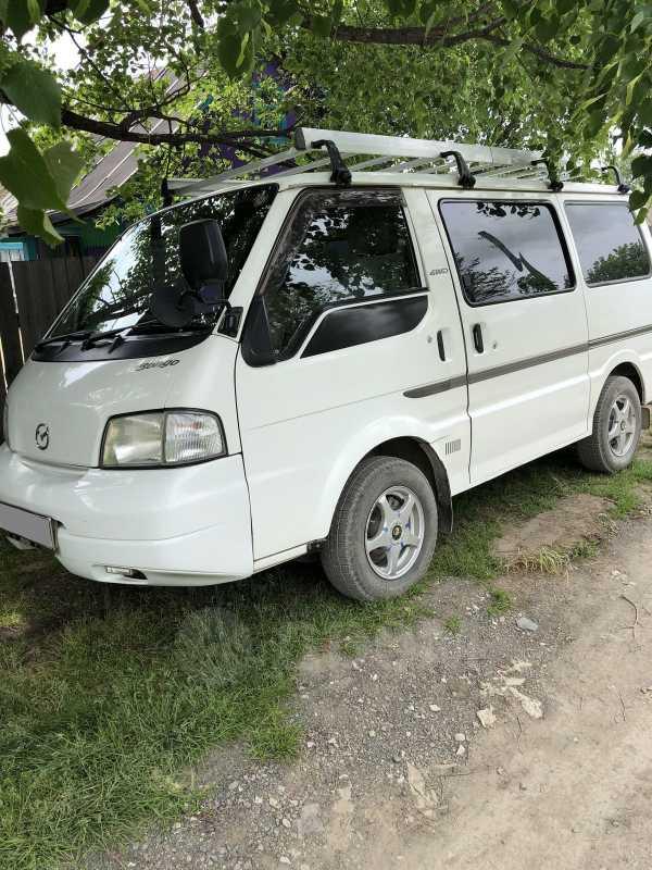 Mazda Bongo, 2004 год, 380 000 руб.