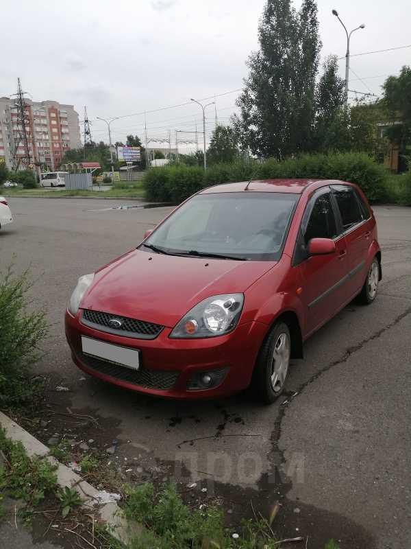 Ford Fiesta, 2006 год, 280 000 руб.