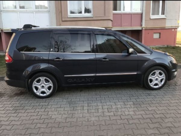 Ford Galaxy, 2007 год, 600 000 руб.