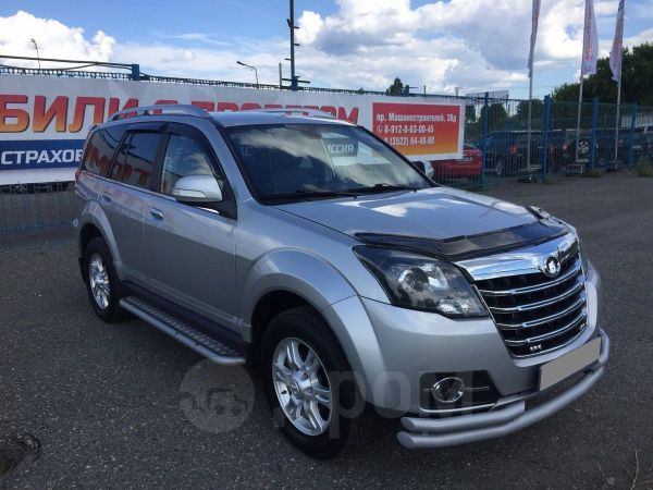 Great Wall Hover H3, 2014 год, 630 000 руб.