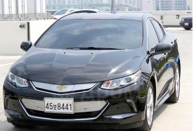 Chevrolet Volt, 2017 год, 1 650 000 руб.
