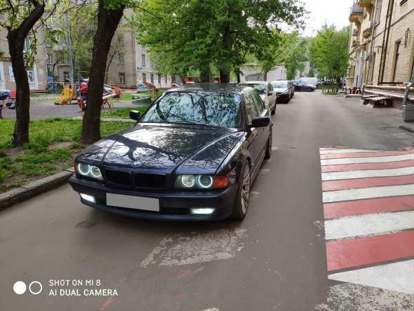 BMW 7-Series, 1998 год, 270 000 руб.