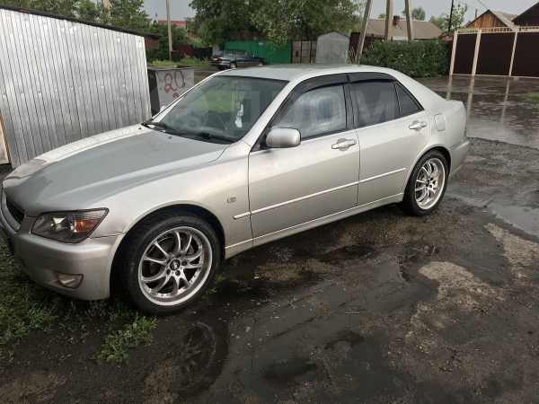 Toyota Altezza, 1999 год, 365 000 руб.