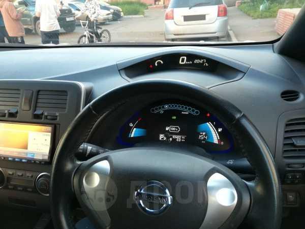 Nissan Leaf, 2014 год, 680 000 руб.