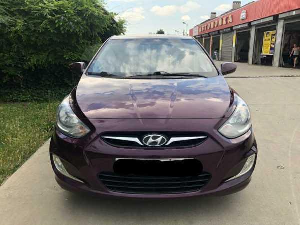 Hyundai Solaris, 2011 год, 424 990 руб.