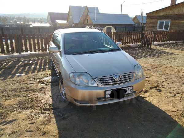 Toyota Allex, 2001 год, 365 000 руб.