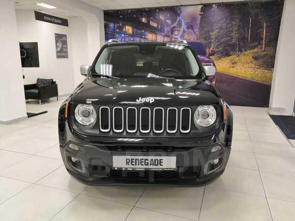 Jeep Renegade, 2019 год, 1 900 000 руб.