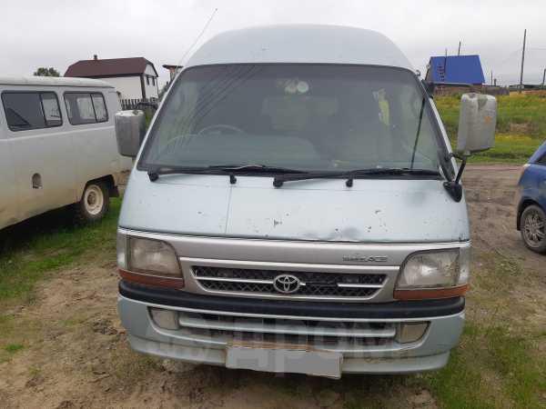 Toyota Regius Ace, 2002 год, 270 000 руб.