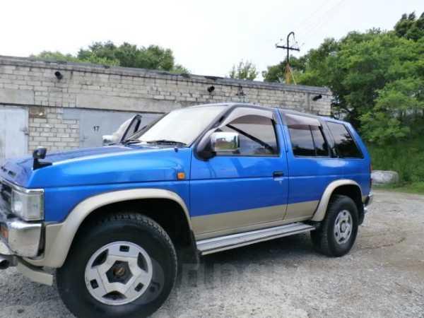 Nissan Terrano, 1993 год, 380 000 руб.