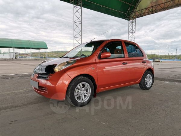 Nissan March, 2002 год, 250 000 руб.