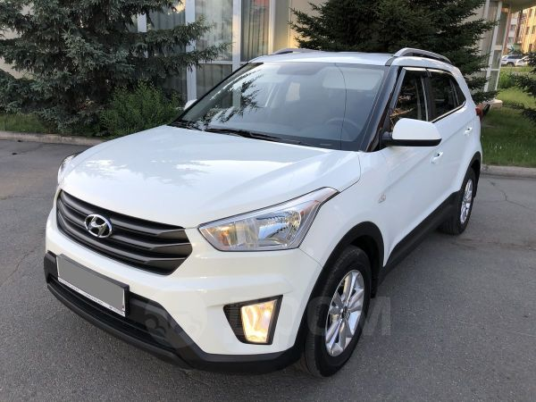 Hyundai Creta, 2016 год, 1 099 000 руб.