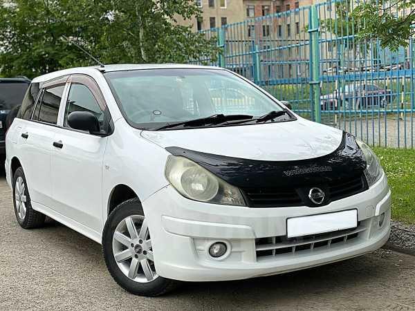 Nissan AD, 2007 год, 300 000 руб.