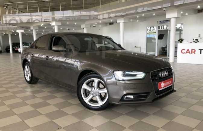 Audi A4 allroad quattro, 2012 год, 880 000 руб.