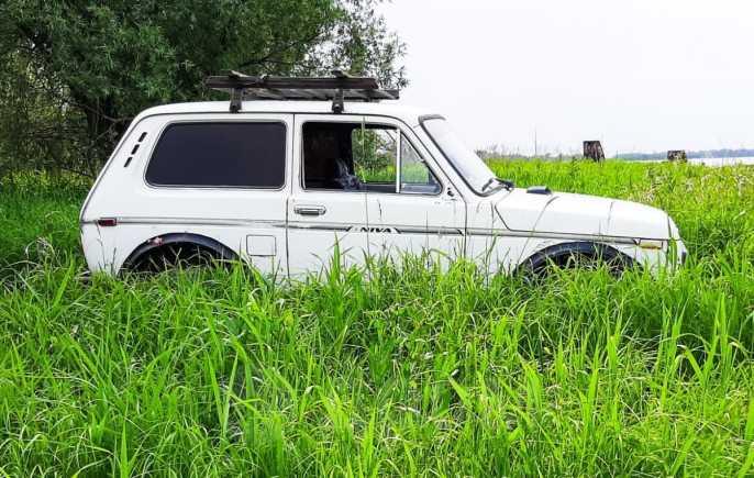 Лада 4x4 2121 Нива, 1993 год, 65 000 руб.