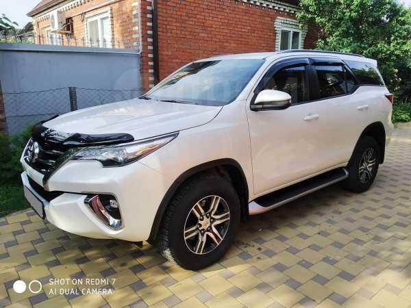 Toyota Fortuner, 2017 год, 2 220 000 руб.
