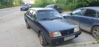 Нижний Новгород 21099 2000