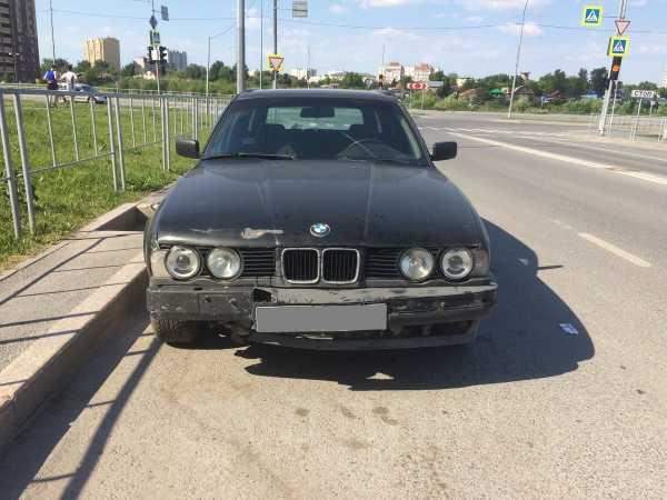 BMW 5-Series, 1993 год, 65 000 руб.