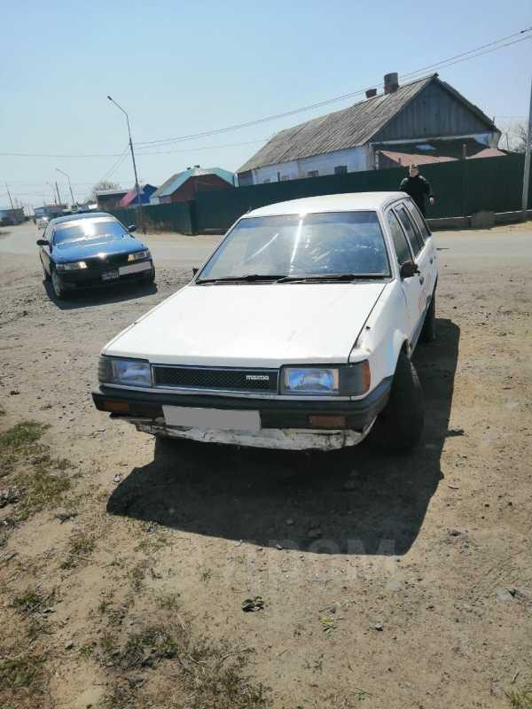 Mazda Familia, 1989 год, 35 000 руб.