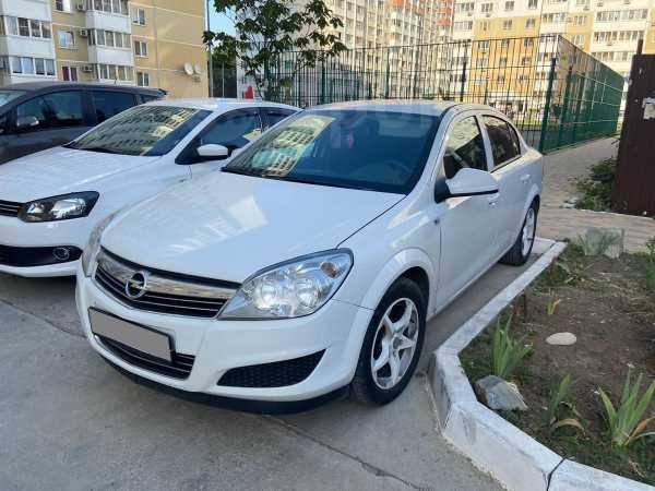 Opel Astra, 2010 год, 340 000 руб.