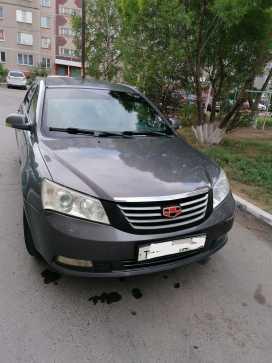 Челябинск Emgrand EC7 2012