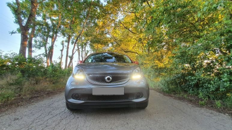 Smart Forfour, 2016 год, 670 000 руб.