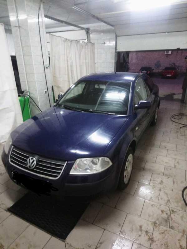 Volkswagen Passat, 2002 год, 185 000 руб.