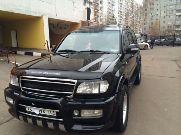 Toyota Land Cruiser, 2004 год, 1 280 000 руб.