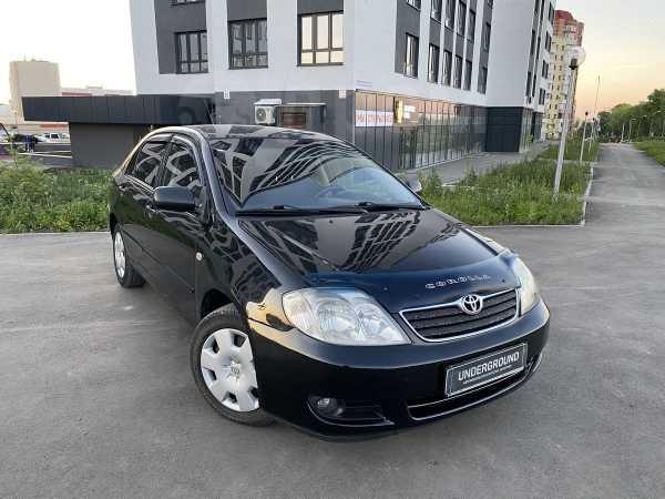 Toyota Corolla, 2006 год, 369 000 руб.