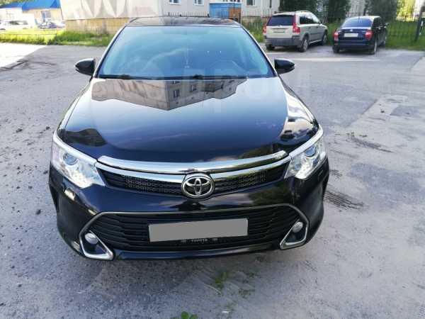 Toyota Camry, 2016 год, 1 530 000 руб.