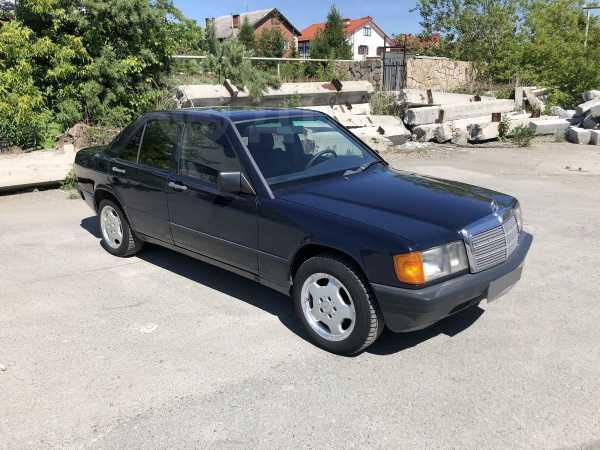 Mercedes-Benz 190, 1988 год, 150 000 руб.