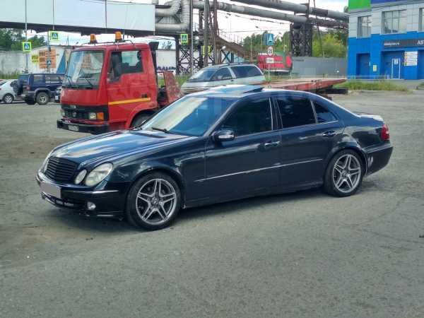 Mercedes-Benz E-Class, 2002 год, 240 000 руб.
