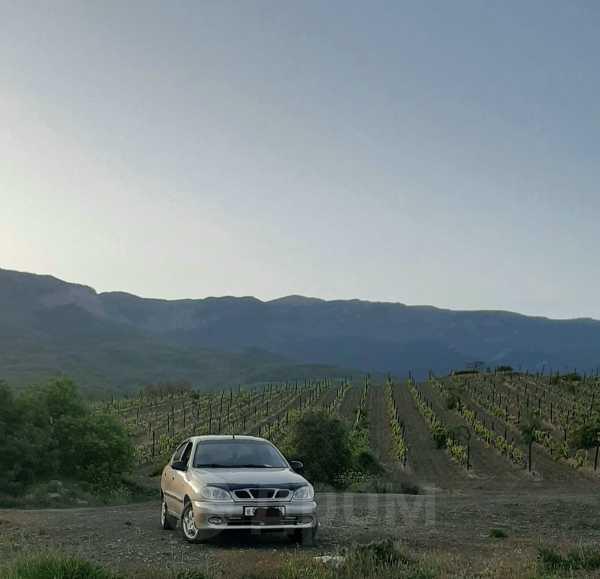 Daewoo Lanos, 2004 год, 160 000 руб.