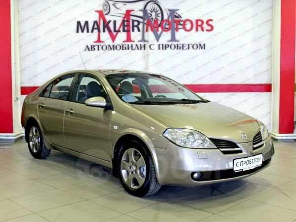 Nissan Primera, 2005 год, 319 000 руб.