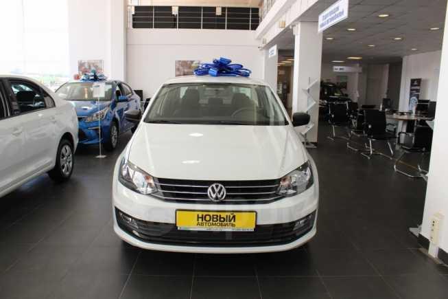 Volkswagen Polo, 2018 год, 888 900 руб.